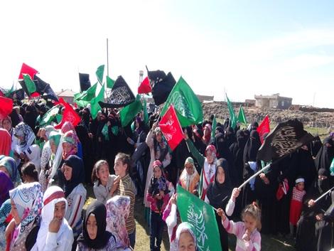 Kürdistan'da Muhammedi mücadele devam ediyor
