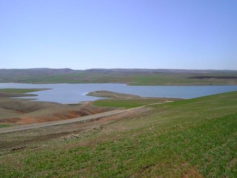 Göksu Barajı 2