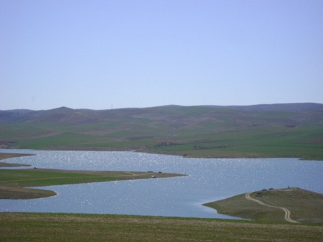 Göksu Barajı 8