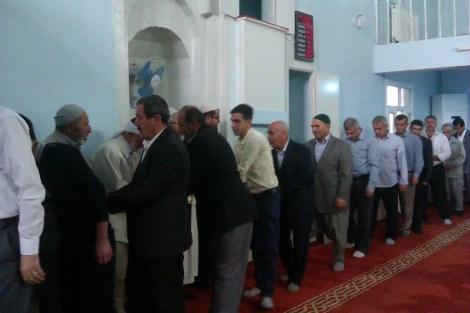 Çınar'da Kurban Bayramı coşkusu