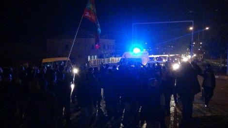 Şehid Xalé Abdullah Çınar'da tekbirlerle karşılandı