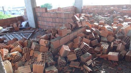 Çınar belediyesi ev yıktı