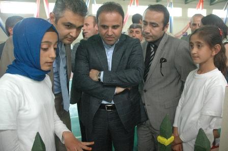 Çınarlı Öğrenciler Tübitak fuarında yeteneklerini sergilediler