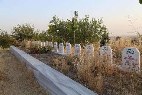 PKK'nın camideki katliamı unutulmadı