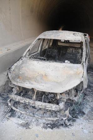 Şırnak'ta PKK'lılar 30 iş makinesini yaktı 1