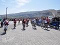 Hasankeyf'te 'Uluslararası Dağ Bisikleti' Şampiyonası Yapıldı