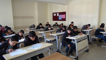 Çınar'da Kutlu Doğum Siyer Sınavı coşkusu başladı