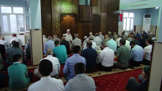 Çınar'da Ramazan Bayramı coşkusu 1