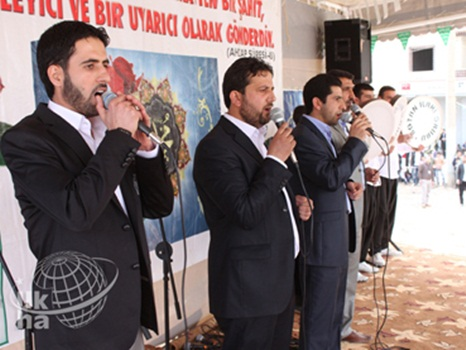 Kutlu Doğum Etkinlikleri Cizre'de Start Aldı 4