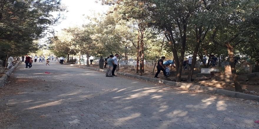 Çınar'da Kurban Bayramı coşkusu 2018