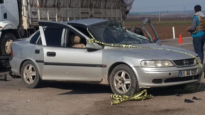 Çınar'da motosiklet ile kaza geçiren imam hayatını kaybetti 1