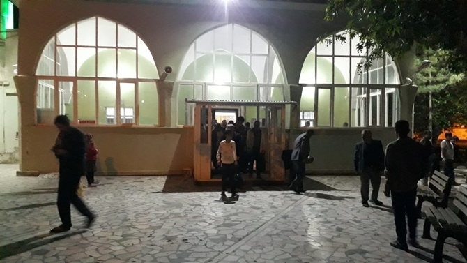 Çınar'da Ramazan Ayı coşkusu 1