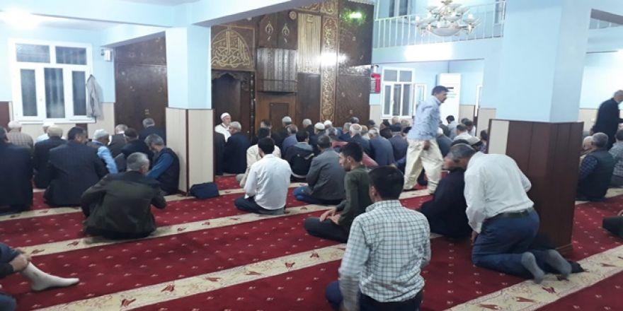 Çınar'da Ramazan Ayı coşkusu