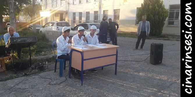 Çınar Anadolu İmam Hatip Lisesinden İftar Yemeği 1