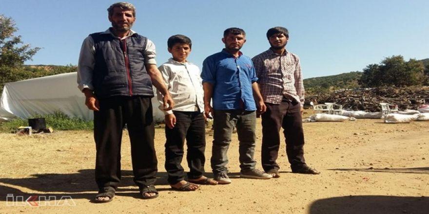 Çınarlı mevsimlik işçiler jandarma tarafından darp edildi iddiası