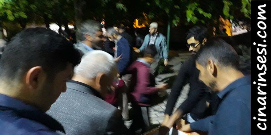 Çınar'da Mevlid Kandili çoşkusu 2019