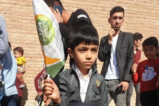 Erbil'de 'Mevlid-i Nebi' etkinlikleri 1
