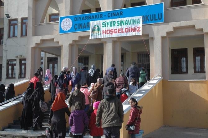 Çınar'da 20 noktada Siyer Yarışması yapıldı 1