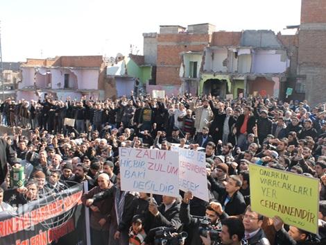 Diyarbakır'dan Kur'an Yakan ABD'ye Büyük Öfke 11