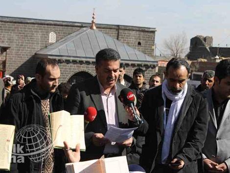 Diyarbakır'dan Kur'an Yakan ABD'ye Büyük Öfke 12