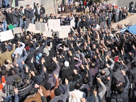 Diyarbakır'dan Kur'an Yakan ABD'ye Büyük Öfke 13