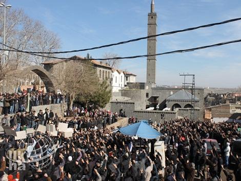 Diyarbakır'dan Kur'an Yakan ABD'ye Büyük Öfke 14