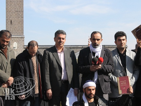 Diyarbakır'dan Kur'an Yakan ABD'ye Büyük Öfke 4