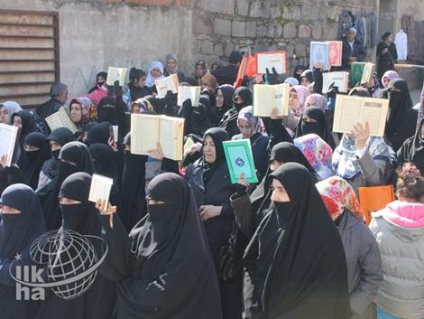Diyarbakır'dan Kur'an Yakan ABD'ye Büyük Öfke 5