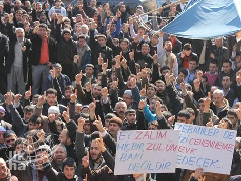 Diyarbakır'dan Kur'an Yakan ABD'ye Büyük Öfke 6