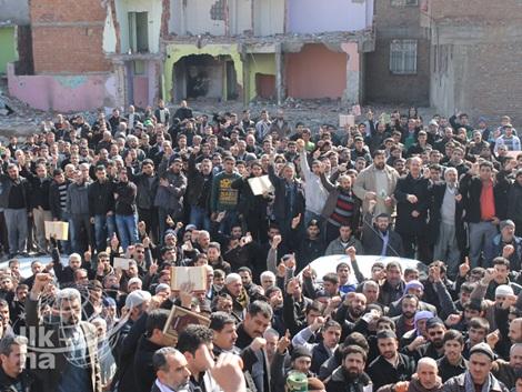 Diyarbakır'dan Kur'an Yakan ABD'ye Büyük Öfke 7