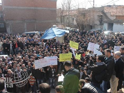 Diyarbakır'dan Kur'an Yakan ABD'ye Büyük Öfke 8