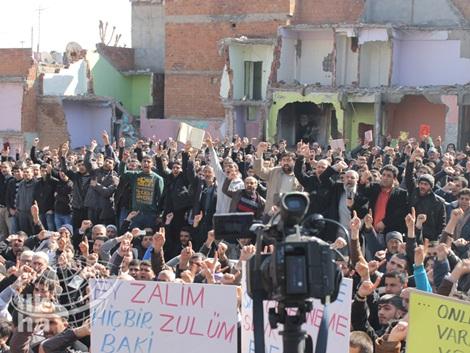 Diyarbakır'dan Kur'an Yakan ABD'ye Büyük Öfke 9