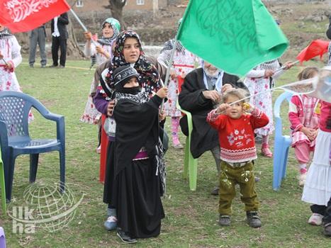 Êxılya (Alabaş) Köyünde Kutlu Doğum Coşkusu 1