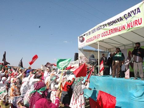 Karacadağ Kurm'da Kutlu Doğum Coşkusu 15