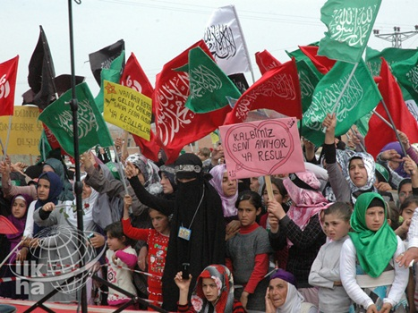 Çarıklı Köyünde Muhammedi Sevda Coşkusu 4