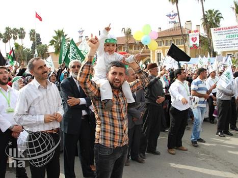 Adana İstasyon Meydanında Kutlu Doğum Coşkusu 13