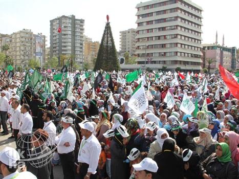 Adana İstasyon Meydanında Kutlu Doğum Coşkusu 19