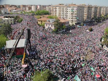Diyarbakır Kutlu Doğum 2012 En Geniş Foto Galeri 34