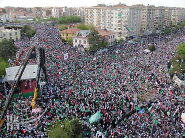 Diyarbakır Kutlu Doğum 2012 En Geniş Foto Galeri 57