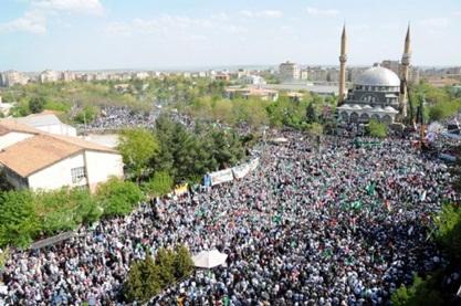 Diyarbakır Kutlu Doğum 2012 En Geniş Foto Galeri 61