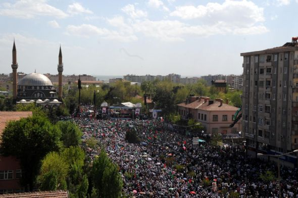 Diyarbakır Kutlu Doğum 2012 En Geniş Foto Galeri 69