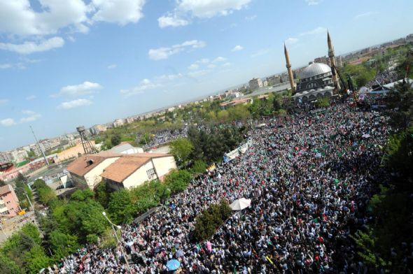 Diyarbakır Kutlu Doğum 2012 En Geniş Foto Galeri 77