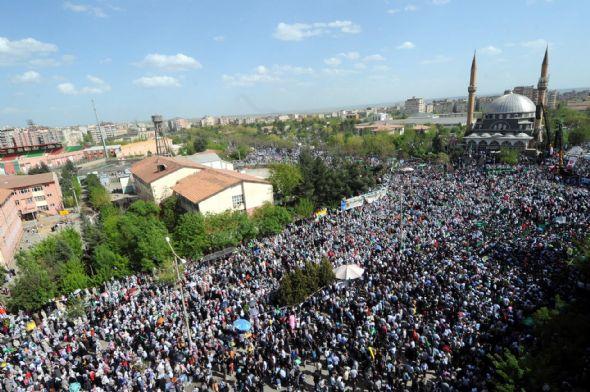 Diyarbakır Kutlu Doğum 2012 En Geniş Foto Galeri 78