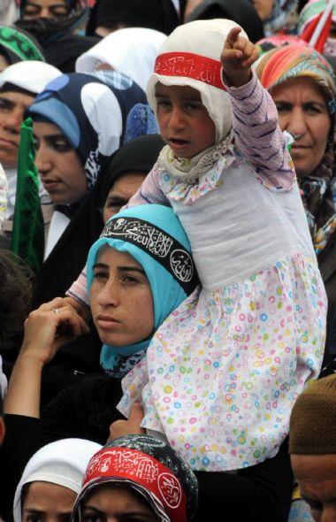 Diyarbakır Kutlu Doğum 2012 En Geniş Foto Galeri 88