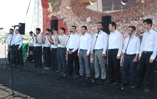 İstanbul Kazlıçeşme Meydanı Peygamber Sevdasıyla Coştu 27