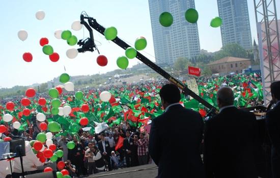 İstanbul Kazlıçeşme Meydanı Peygamber Sevdasıyla Coştu 30