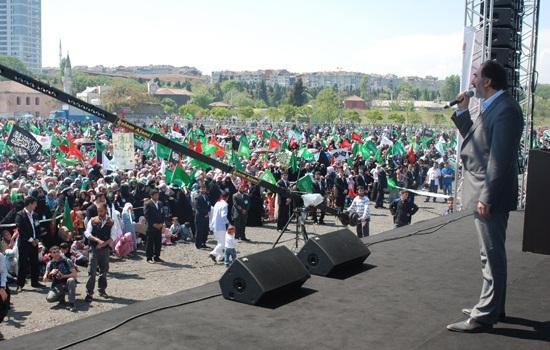 İstanbul Kazlıçeşme Meydanı Peygamber Sevdasıyla Coştu 33