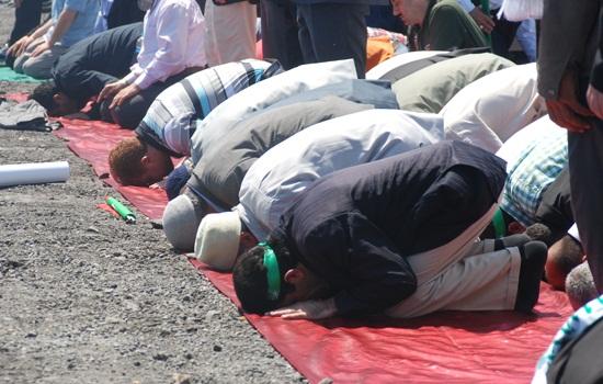 İstanbul Kazlıçeşme Meydanı Peygamber Sevdasıyla Coştu 41