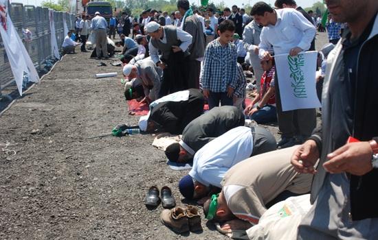 İstanbul Kazlıçeşme Meydanı Peygamber Sevdasıyla Coştu 42