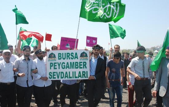 İstanbul Kazlıçeşme Meydanı Peygamber Sevdasıyla Coştu 43